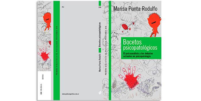 Bocetos Psicopatológicos Libro de Marisa Punta Rodulfo