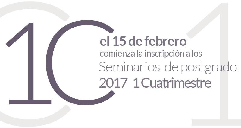 Rodulfos seminarios postgrado 2017