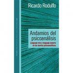 Ricardo Rodulfo , libro Andamios del Psicoanálisis