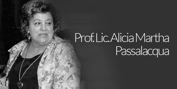 noticia Alicia Passalacqua rodulfos