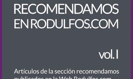 Publicación del E-book Recomendamos 2015-2016 Vol.I