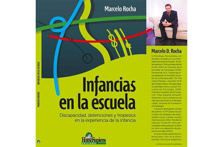 Libro Marcelo Rocha. Noticias Psicoanalíticas de Rodulfos.com