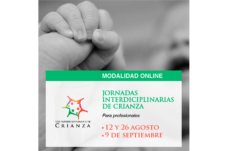 Jornadas Interdisciplinarias de Crianza - Modalidad Online - Rodulfos novedades Psicoanalíticas