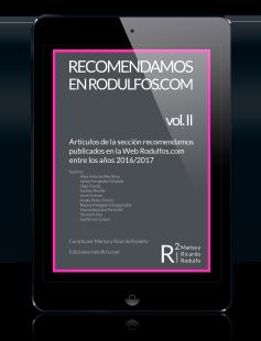 Ebook Recomendamos II de Rodulfos. Compilación de los alumnos de los seminarios