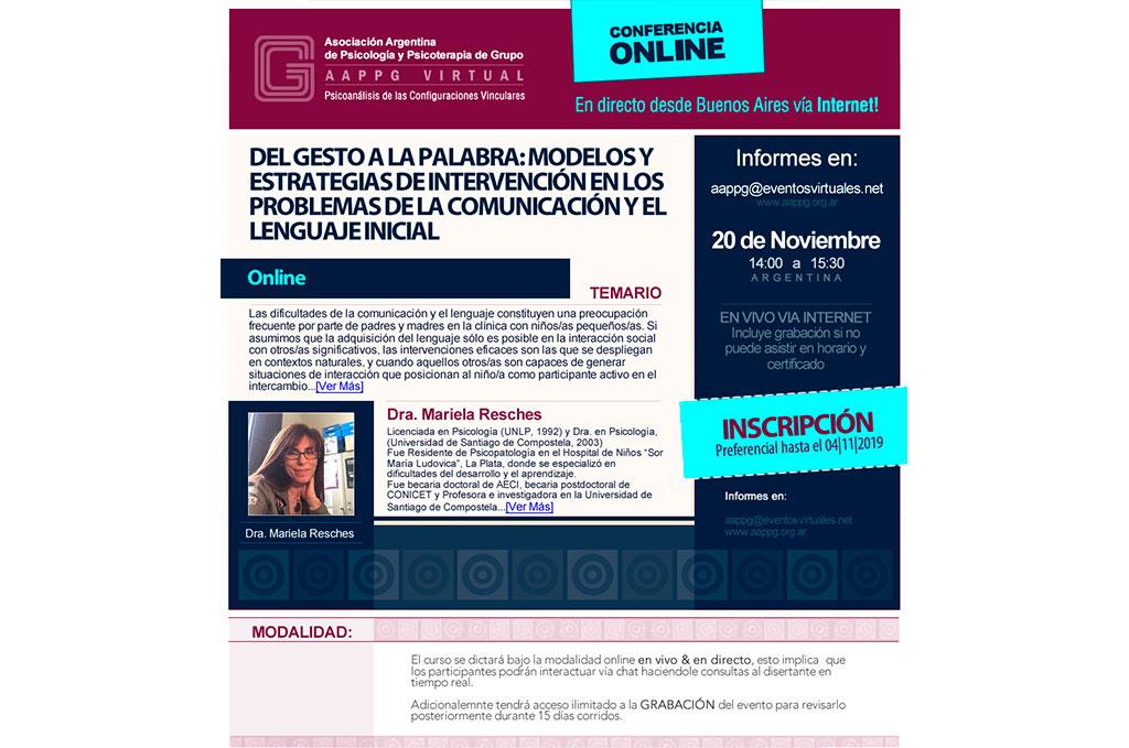 Conferencia Virtual Rodulfos