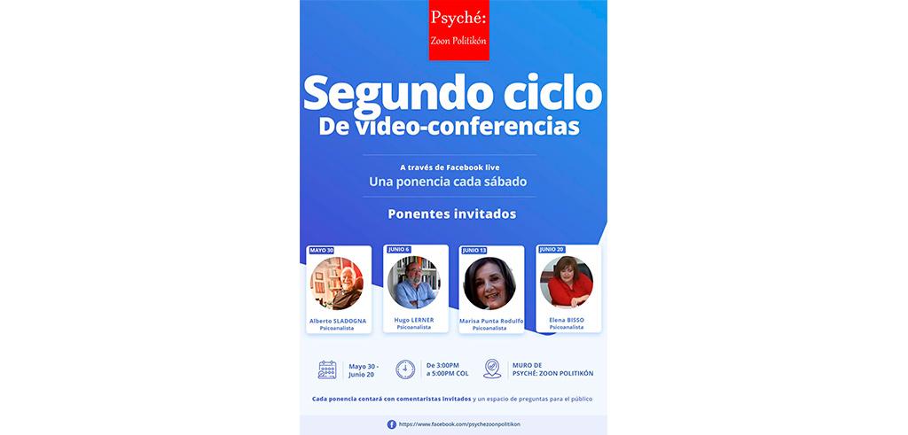 noticias Rodulfos Mayo 2020- Conferencias VIA Zoom
